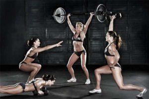 женская спорт мотивация